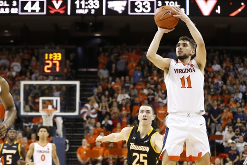 The Big Preview: No. 4 Virginia Cavaliers host Coppin State Eagles