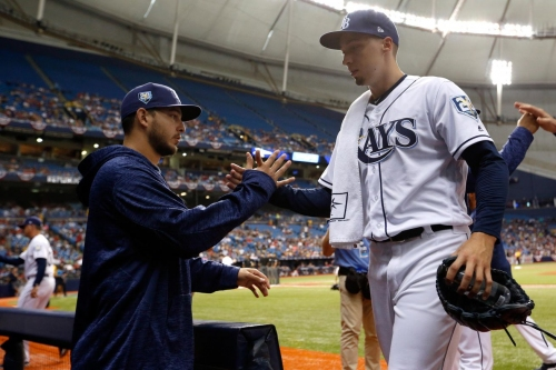 Previewing the Rays forty-man roster: pitchers