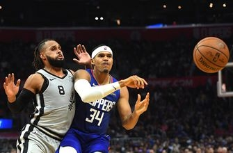 RECAP: Williams, Clippers win third straight, 116-111, over Spurs