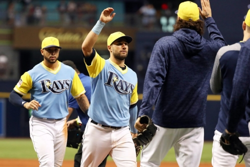 Previewing the Rays forty-man roster: Position Players