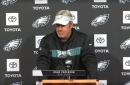Doug Pederson expects Lane Johnson to start against Saints