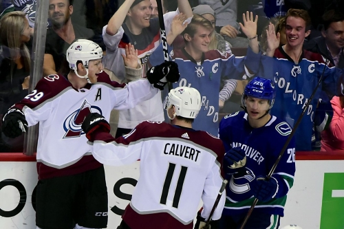 Colorado Avalanche Game Day: Let's go streaking!