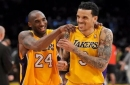 Lakers Video: Matt Barnes Surprises Twin Sons With Kobe Bryant Workout For Birthday