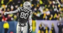 Packers news: Jimmy Graham suffers broken thumb