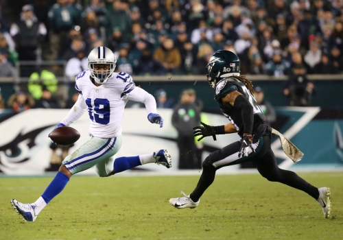 Amari Cooper feels like a rookie again, but this 'God-given talent' has injected life back into the Cowboys offense