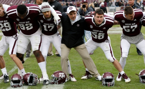 Could Texas, Texas A&M renew their rivalry at the Texas Bowl?