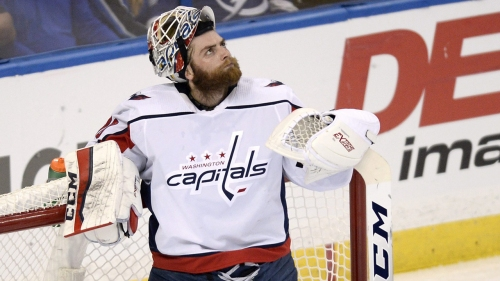 Oshie, Kuznetsov, Holtby to miss Capitals' game vs. Avalanche
