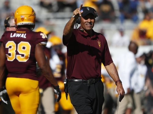 Arizona, Arizona State at center of bowl scenarios in Pac-12 — each could reach Rose Bowl