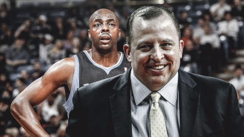 Timberwolves' Anthony Tolliver wishes there was communication from Tom Thibodeau about DNP