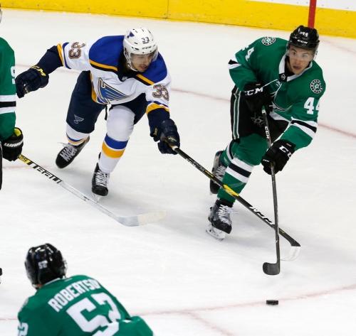 Stars defenseman and New England nativeGavin Bayreuther to make NHL debut against Boston
