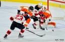 Philadelphia Flyers Goaltender Brian Elliott Out Two Weeks
