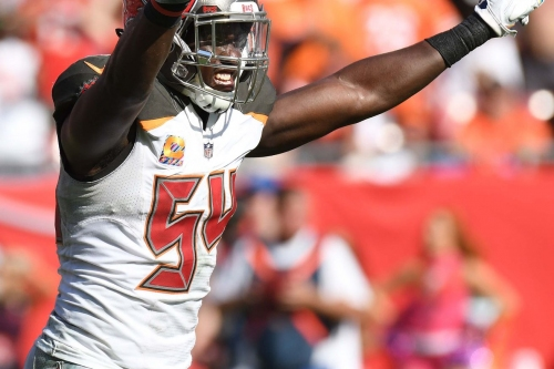 Bucs at Giants: Final injury report