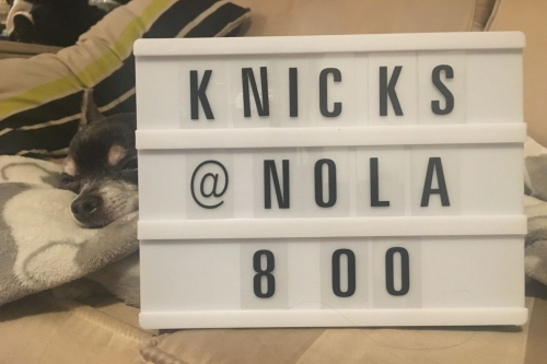 Game Preview: Knicks at Pelicans - 11/16/18