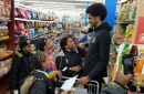 Nets players working with communities to feed the hungry on Thanksgiving