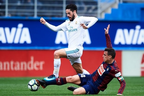 Man City 'to offer Isco a Real Madrid escape route' and more transfer rumours
