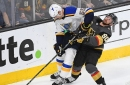 Blues at Golden Knights Preview: Not as good as promised