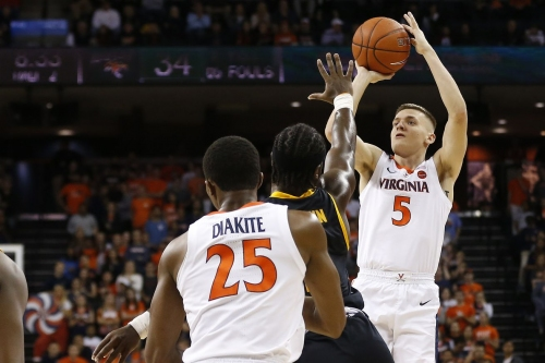 Virginia Cavaliers vs. Coppin State Eagles Basketball Game Thread