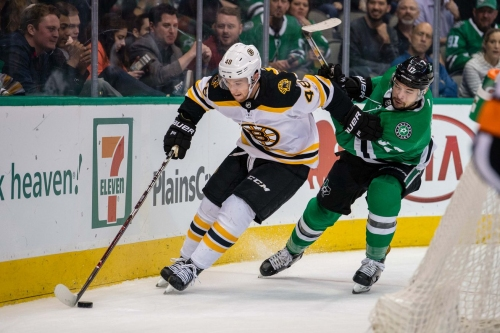 Gameday Thread: Stars vs. Bruins (7:00 PM CDT)