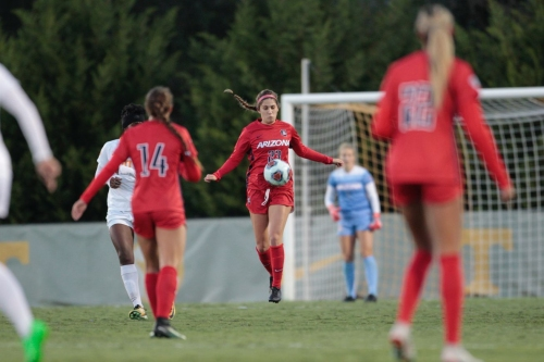 Arizona soccer falls to Tennessee in second round, despite furious comeback