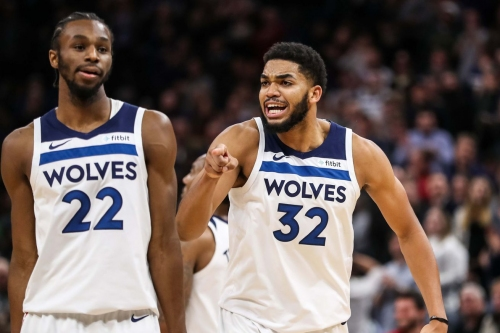 Game 16: Wolves Host T-Blazers