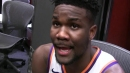 No more Mr. Nice Guy: Phoenix Suns telling rookie 7-footer Deandre Ayton to 'be mean' on teams