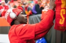 Chiefs' Friday injury report vs. Rams: Sammy Watkins misses practice