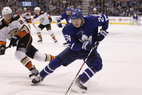 Game Day Chat: Toronto Maple Leafs vs Anaheim Ducks