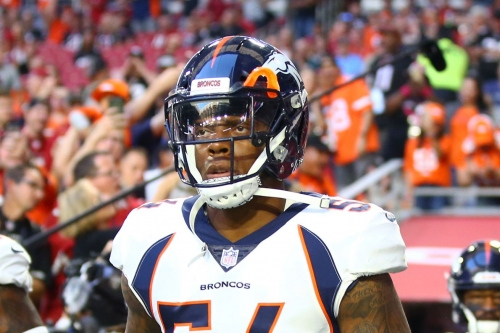 Denver Broncos and Los Angeles Chargers injury report: LB Brandon Marshall ruled out