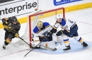 Blues at Golden Knights preview: Place your bets