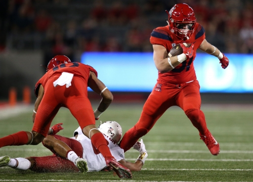 Arizona Wildcats storylines: On Bryce Wolma's role, exacting revenge and handling the noise