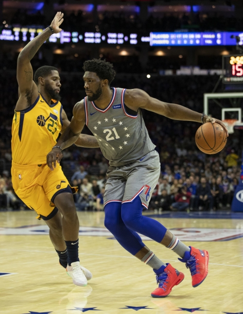 Sixers win in Jimmy Butler's debut
