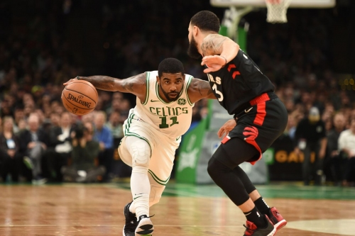 Celtics top Raptors in overtime: 123-116