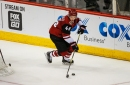 Arizona Coyotes Josh Archibald Suspended for Illegal hit