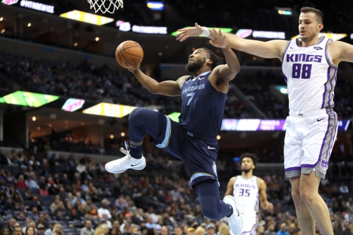 Grizzlies earn revenge on feisty Kings in battle of Western Conference surprise teams