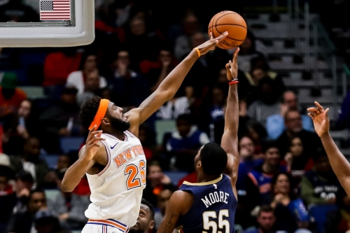 Pelicans 129, Knicks 124: Scenes from a quality loss