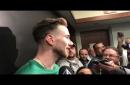 Gordon Hayward, Boston Celtics wing, plays season-high 39 minutes: 'Long time since I've done that'
