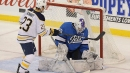 Sabres snap Jets' win streak with shootout win