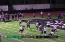 Playoffs, Semifinals: Evan Roe gives Upland the lead on a quick touchdown pass to Tyevin Ford