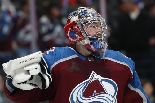 Avalanche give further reason for cautious optimism, but fall to defending champion Capitals in overtime