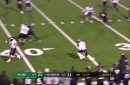 Playoffs, Semifinals: 78-yard Taj Davis screen for the Upland touchdown