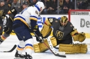 Year 2, Game 20: Golden Knights fall to Blues, lose 4-1