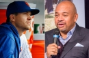 ESPN vet: They 'hijacked' the Cy Young for Jacob deGrom