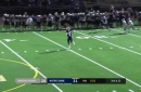 Playoffs, Semifinals: Steven Heppting wide open for an 83-yard touchdown