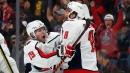 Backstrom's OT goal lifts Capitals past Avalanche