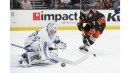 Ducks work overtime, but score only one goal in loss to Maple Leafs