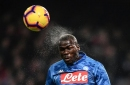 Manchester United fans send Kalidou Koulibaly transfer message to Jose Mourinho
