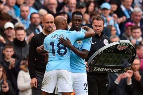 Man City fans send Pep Guardiola message over problem position