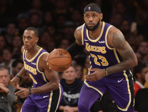 Lakers Highlight Leadership As Biggest Challenge To Being Without Rajon Rondo