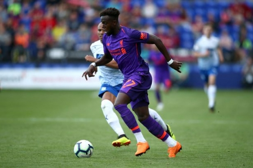 Wolves face challenge from Turkish giants for Liverpool star - reports