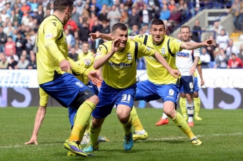 'I have played my part in teams who have survived relegation' - The Saviour's reference to Birmingham City heroics